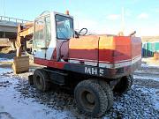 Колесный экскаватор O&K MH5, 20 т., 0, 9 м3, габарит Санкт-Петербург