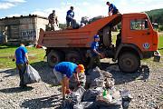 Вывоз мусора Газель Зил Камаз строительного бытового мусора Новосибирск