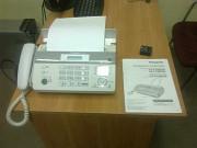 Продам в новом состоянии Телефон факс PANASONIC KX-FT982 White Москва