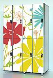 Шкафы локеры шкафчики из пластика компакт HPL система SANIKAB. Шкафы для бассейнов, раздевалок HPL Москва