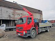 КМУ Volvo fe 4x2 / Unic 500, 5 т Санкт-Петербург