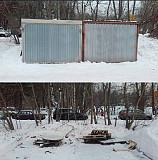 Снос гаража в Воронеже Воронеж