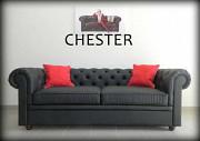 Диваны и кресла для кафе Честер 1, 6 м Самара