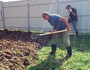 Вскапывание Воронеж, мы вскапываем огород в Воронеже Новая Усмань