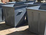 Производство мусорных баков Красноярск