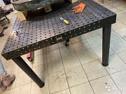 Сварочные и сварочно-монтажные столы от производителя Красноярск