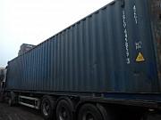 Металлический контейнер 40 футов б/у в Москве Москва