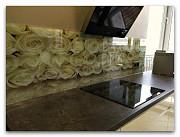 Изготовление фартуков из стекла для кухни, Калининград Калининград