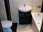 Отделка стен плиткой и сантехнические услуги в ванной в Пензе Пенза