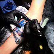 Обучение мастерству художественной татуировки Санкт-Петербург