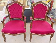 Склейка, ремонт, реставрация, перетяжка стульев Кубинка