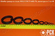 Шайба гровер 3х13, 30х13 по гост 6402-70 из наличия и под заказ Нижний Новгород