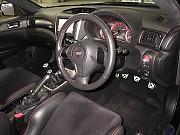 Седан спортивный класс рестайлинг Subaru Impreza WRX STI Москва
