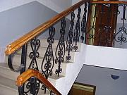 Кованые и сварные лестницы в Орехово-Зуево производство Орехово-Зуево