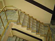 Перила, поручни и ограждения для лестниц, (Алюминиевые перила) Москва
