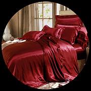 Шёлковое постельное бельё Москва