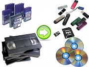 Съёмка видео и фото, слайд шоу, оцифровка кассет Ижевск