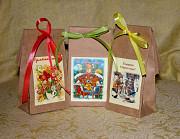 Подарочные пакеты Москва