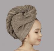 Чалма махровая для сушки волос Москва