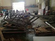 Ликвидация склада. Нержавейка, сталь, лист, швеллер, труба, лестницы Люберцы