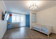 Двухуровневая квартира в «Лазурном»! Красноярск