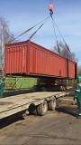 Продаётся контейнер OPEN TOP 40 футов в отличном состоянии в Казани Казань