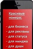 Красивые номера сотовых операторов от СимТрейд Москва