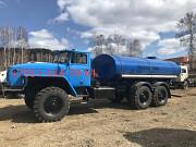 Автоцистерна (питьевая вода ) на шасси Урал в наличии Новосибирск