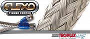 MBN - кабельная оплетка из луженой меди, металлический экран, Metall Braid, TechFlex (США) Киевский