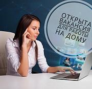 Менеджер-консультант интернет-магазина (удалённо) cвободный график Санкт-Петербург