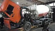 Кузовной ремонт и покраска грузовых автомобилей. Подготовка к техосмотру или продаже. Москва