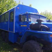Вахтовый автобус Урал Миасс