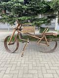 Мангал в виде мотоцикла Барнаул
