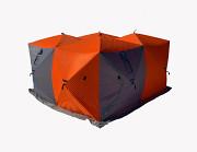 Палатка четверной утепленный «куб» Барнаул