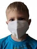 Защитные маски-респираторы FFP2. Подходят детям Москва