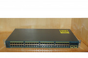 Коммутатор Cisco WS-C2960-48TT-L Москва