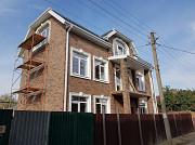 Новый дом в центре Краснодара Краснодар
