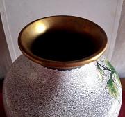 Декоративная высокая ваза Москва
