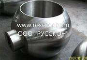 Шары для шаровых кранов, комплектующие от производителя Москва