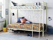 Металлические кровати от фабрики Москва