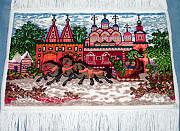 Персидские ковры-картины Санкт-Петербург