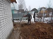 Копка траншей, колодцев, ям. Земляные работы Ульяновск