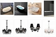 Керамикстудио - интернет магазин сантехники, плитки и света в Москве Москва