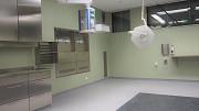 Стеновые медицинские панели HPL для чистых помещений и оперблоков. Отделка стен больниц, клиник, КМ1 Москва