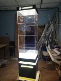 Производство мобильных выставочных стендов и стоек Москва