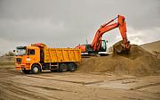 Доставка песка, земли, щебня Новосибирск