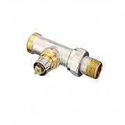 Клапан для двухтрубной системы отопления RA-N, прямой, наружная резьба, Danfoss! Санкт-Петербург