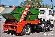 Вывоз строительного мусора в Москве Москва