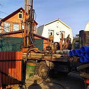 Бурение скважины на воду за 2-5 дней для частного дома Ступино