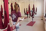 Обучение инструкторов Йога в гамаках Санкт-Петербург
